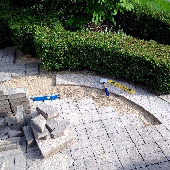 interlocking-stone-Installation-Process
